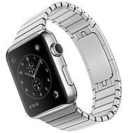 Urrem for Apple Watch Series 4/3/2/1 Apple Klassisk spænde Metal / Rustfrit stål Håndledsrem