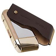 abordables Maquinilla Eléctrica-Kemei Máquinas de afeitar eléctricas para Hombre 100-240 V Diseño portátil / Ligero y Conveniente