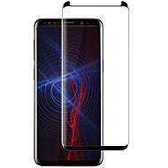 Недорогие Чехлы и кейсы для Galaxy S-Защитная плёнка для экрана Samsung Galaxy для S8 Plus Закаленное стекло 1 ед. Защитная пленка на всё устройство 3D закругленные углы