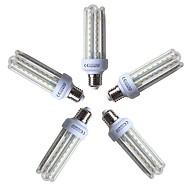 お買い得  LED コーン型電球-5個 15W 1200lm E26 / E27 LEDコーン型電球 T 72 LEDビーズ SMD 2835 温白色 220-240V