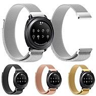 Недорогие Аксессуары для смарт-часов-Ремешок для часов для Gear Sport Samsung Galaxy Спортивный ремешок Металл Повязка на запястье