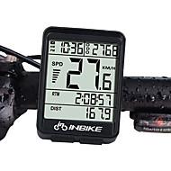 abordables Accesorios para Ciclismo y Bicicleta-INBIKE IN321 Ordenador de Bicicleta Impermeable / Inalámbrica / iluminar desde el fondo Ciclismo / Bicicleta / Bicicleta de Montaña / Bicicleta de Pista Ciclismo