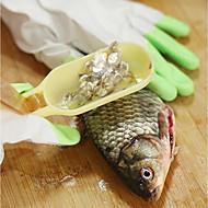 お買い得  キッチン用小物-キッチンツール プラスチック シンプル / クリエイティブキッチンガジェット 切削工具 日常使用 / 調理器具のための / 魚のための 1個