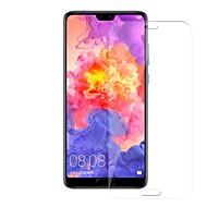 お買い得  スクリーンプロテクター-スクリーンプロテクター のために Huawei Huawei P20 TPUヒドロゲル 1枚 スクリーンプロテクター ハイディフィニション(HD) / 傷防止 / 指紋防止