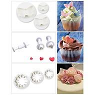 お買い得  キッチン用小物-ベークツール プラスチック 高品質 調理器具のための ケーキ型