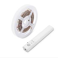 お買い得  -BRELONG® 1.5m ライトセット 30 LED 温白色 ノンテープ・タイプ / ボディセンサー 5 V 1セット