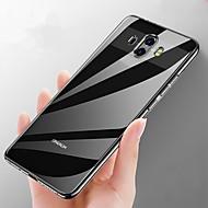 preiswerte Handyhüllen-Hülle Für Huawei Mate 10 Mate 10 pro Ultra dünn Transparent Körper Rückseite Solide Weich TPU für Mate 10 lite Mate 10 pro Mate 10 Mate 9