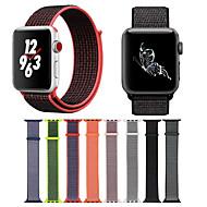 ieftine Accesorii Ceas Apple-Uita-Band pentru Apple Watch Series 4/3/2/1 Apple Catarama moderna Nailon Curea de Încheietură