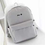 お買い得  MacBook 用ケース/バッグ/スリーブ-バックパック ソリッド キャンバス のために MacBook Air 11インチ / MacBook 12''