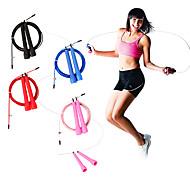 お買い得  -KYLINSPORT スピードロープ / 縄跳び/ジャンプロープ と スチール ために エクササイズ&フィットネス / ジム用