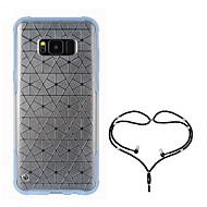 billige -Etui Til Samsung Galaxy S8 Plus S8 Mønster Bakdeksel Geometrisk mønster Hard PC til S8 Plus S8
