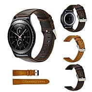 Недорогие Аксессуары для смарт-часов-Ремешок для часов для Huawei Watch 2 Huawei Классическая застежка Натуральная кожа Повязка на запястье