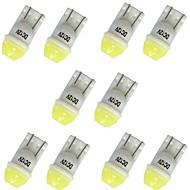 Недорогие Сигнальные огни для авто-10 шт. T10 Автомобиль Лампы 1W SMD LED 100lm 1 Светодиодная лампа Лампа поворотного сигнала For Дженерал Моторс Дженерал Моторс Все года