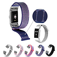 Watch Band for Fitbit Charge 2 Fitbit Modern Buckle Nylon Wrist Strap