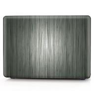 """お買い得  MacBook 用ケース/バッグ/スリーブ-MacBook ケース 木目 プラスチック のために 新MacBook Pro 15"""" / 新MacBook Pro 13"""" / MacBook Pro 15インチ"""