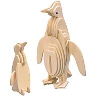 preiswerte Spielzeuge & Spiele-Holzpuzzle / Logik & Puzzlespielsachen Pinguin / Mode Schule / Neues Design / Profi Level Hölzern 1pcs Kinder / Erwachsene Alles Geschenk