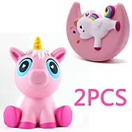 お買い得  -MINGYUAN 変形可能な キュート オフィスデスクのおもちゃ ティーンエイジャー 成人 フリーサイズ おもちゃ ギフト 2 pcs
