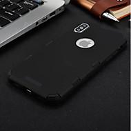 Недорогие Кейсы для iPhone 8-Кейс для Назначение Apple iPhone 8 Plus / iPhone 7 Водонепроницаемый / Защита от удара / Прозрачный Чехол Однотонный Мягкий ТПУ для iPhone X / iPhone 8 Pluss / iPhone 8