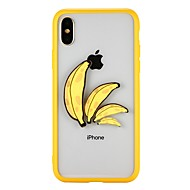 Case For Apple iPhone X iPhone 8 Shockproof Back Cover Fruit Hard PC for iPhone X iPhone 8 Plus iPhone 8 iPhone 7 Plus iPhone 7 iPhone 6s