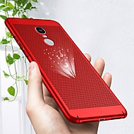 お買い得  携帯電話ケース-ケース 用途 Xiaomi Redmi Note 4X / Redmi Note 4 超薄型 バックカバー ソリッド ハード PC のために Xiaomi Redmi Note 4X / Xiaomi Redmi Note 4 / Xiaomi Redmi 5 Plus