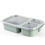 abordables Almacenamiento de alimentos y recipientes-Organización de cocina Fiambreras / Cajas de Almacenamiento Plástico Almacenamiento 1pc