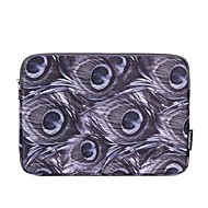 """cheap -Textile Pattern / Feathers Sleeves 13"""" Laptop"""