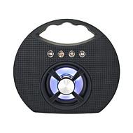 abordables Altavoces-T-128 Speaker Micro USB Altavoz de Estantería Negro / Rojo / Azul