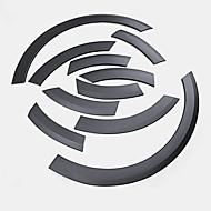 cheap Car Wheel Decoration-10pcs Car Car Wheel Eyebrow Business Paste Type For Car Wheel For Audi Q5 2017 / 2016 / 2015