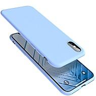 Carcasă Pro Apple iPhone 8 / iPhone 8 Plus Ultra tenké Zadní kryt Jednobarevné Měkké Silica gel pro iPhone X / iPhone 8 Plus / iPhone 8