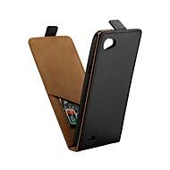 preiswerte Handyhüllen-Hülle Für LG Q6 Kreditkartenfächer / Flipbare Hülle Ganzkörper-Gehäuse Solide Hart PU-Leder für LG Q6