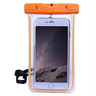 preiswerte Handyhüllen-Hülle Für Apple Universal Wasserfest / Transparent Handytasche Solide Weich PC für iPhone X / iPhone 8 / iPhone 7