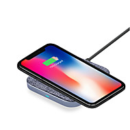 cheap -Wireless Charger USB Charger Universal with Cable / QC 3.0 / Wireless Charger 1 USB Port 2 A / 1 A DC 9V / DC 5V iPhone X / iPhone 8 Plus / iPhone 8