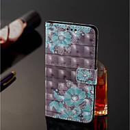 preiswerte Handyhüllen-Hülle Für Xiaomi Redmi Note 5 Pro / Xiaomi Mi Mix 2S Geldbeutel / Kreditkartenfächer / mit Halterung Ganzkörper-Gehäuse Blume Hart PU-Leder für Xiaomi Redmi Note 5 Pro / Xiaomi Mi Mix 2S