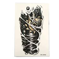cheap Temporary Tattoos-3 pcs Tattoo Stickers Temporary Tattoos Totem Series Body Arts Arm