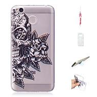 preiswerte Handyhüllen-Hülle Für Xiaomi Redmi 4X Muster Rückseite Blume Weich TPU für Xiaomi Redmi 4X
