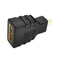 abordables Cables y Adaptadores para iPod-Unitek 01 1 HDMI 2.0 Micro HDMI Macho - Hembra Corto (Menos de 20 cm)