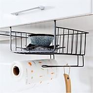 abordables Organización de encimera y pared-Organización de cocina Repisas y Soportes Otro Almacenamiento / Fácil de Usar 1pc