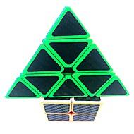 お買い得  おもちゃ & ホビーアクセサリー-ルービックキューブ z-cube ピラミンクス 2*2*2 / 3*3*3 スムーズなスピードキューブ マジックキューブ パズルキューブ マット / プロフェッショナルレベル ギフト