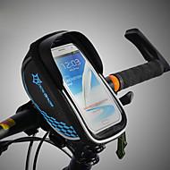 abordables Accesorios para Ciclismo y Bicicleta-ROCKBROS Bolso del teléfono celular / Bolsa para Cuadro de Bici Pantalla táctil, Impermeable, Ligero Bolsa para Bicicleta TPU / EVA / Poliéster Bolsa para Bicicleta Bolsa de Ciclismo Ciclismo