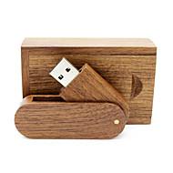 Mrówki 16 GB Pamięć flash USB dysk USB USB 2.0 Drewno / Bambus Obrotowy