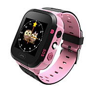 cheap -Smartwatch Y21 for Symbian / Android Calories Burned / Long Standby / Hands-Free Calls / Touch Screen / Distance Tracking Stopwatch / Call Reminder / Activity Tracker / Sleep Tracker / Sedentary