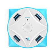お買い得  USB ハブ & スイッチ-7 USBハブ USB 3.0 USB 3.0 カードリーダー付き(S) データハブ