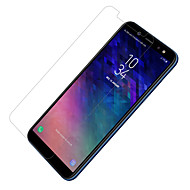 cheap Screen Protectors for Samsung-Nillkin Screen Protector for Samsung Galaxy A6 (2018) PET 1 pc Front & Camera Lens Protector Ultra Thin / Matte / Scratch Proof