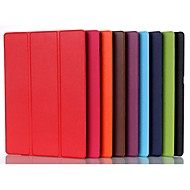 preiswerte Handyhüllen-Hülle Für Lenovo Lenovo Tab 3 10 Plus mit Halterung / Magnetisch Ganzkörper-Gehäuse Solide Hart PU-Leder für Lenovo Tab 3 10 Plus