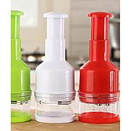 お買い得  キッチン用小物-キッチンツール プラスチック シンプル / エコ / ツール 果物&野菜ツール 多機能 / フルーツのための / 野菜のための 1個