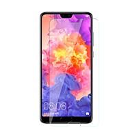 halpa Näytön suojakalvot-Näytönsuojat varten Huawei Huawei P20 Pro Karkaistu lasi 1 kpl Näytönsuoja 9H kovuus / Naarmunkestävä