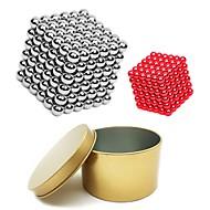preiswerte Spielzeuge & Spiele-432 pcs Magnetspielsachen Magnetische Bälle Magnetspielsachen Superstarke Magnete aus seltenem Erdmetall Magnetisch Stress und Angst Relief Büro Schreibtisch Spielzeug Lindert ADD, ADHD, Angst