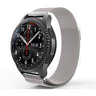 Недорогие Часы для Samsung-Ремешок для часов для Gear S3 Classic Samsung Galaxy Спортивный ремешок Металл Повязка на запястье