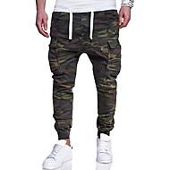 Męskie spodnie Plus Size
