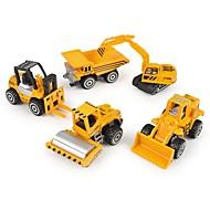 abordables Juguetes y juegos-Coches de juguete Vehículo de construcción Vehículo de construcción Nuevo diseño Aleación de Metal Todo Niño / Adolescente Regalo 1 pcs